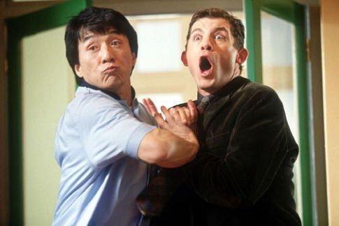 Jackie Chan Gorgeous Cast