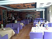Image: Upper floor restaurant view 1